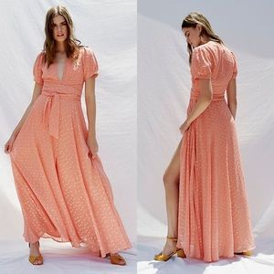 Free People | Wanderer Maxi Dress with Dots